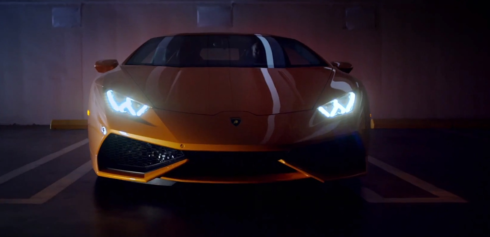 lamborghini huracan races a storm in official trailer video autoevolution. Black Bedroom Furniture Sets. Home Design Ideas