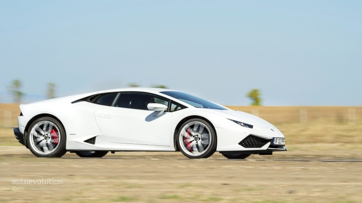 lamborghini huracan tested 3 things you didn t know autoevolution. Black Bedroom Furniture Sets. Home Design Ideas