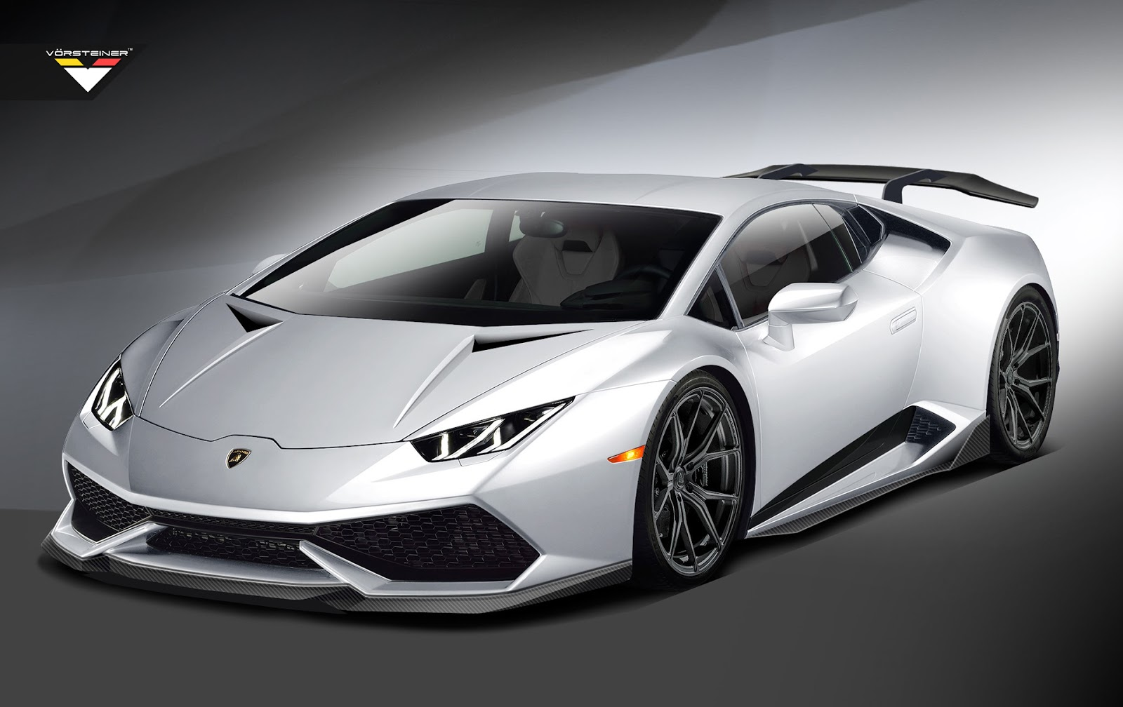 Lamborghini Huracan To Get Vorsteiner Tune Here S A Sneek