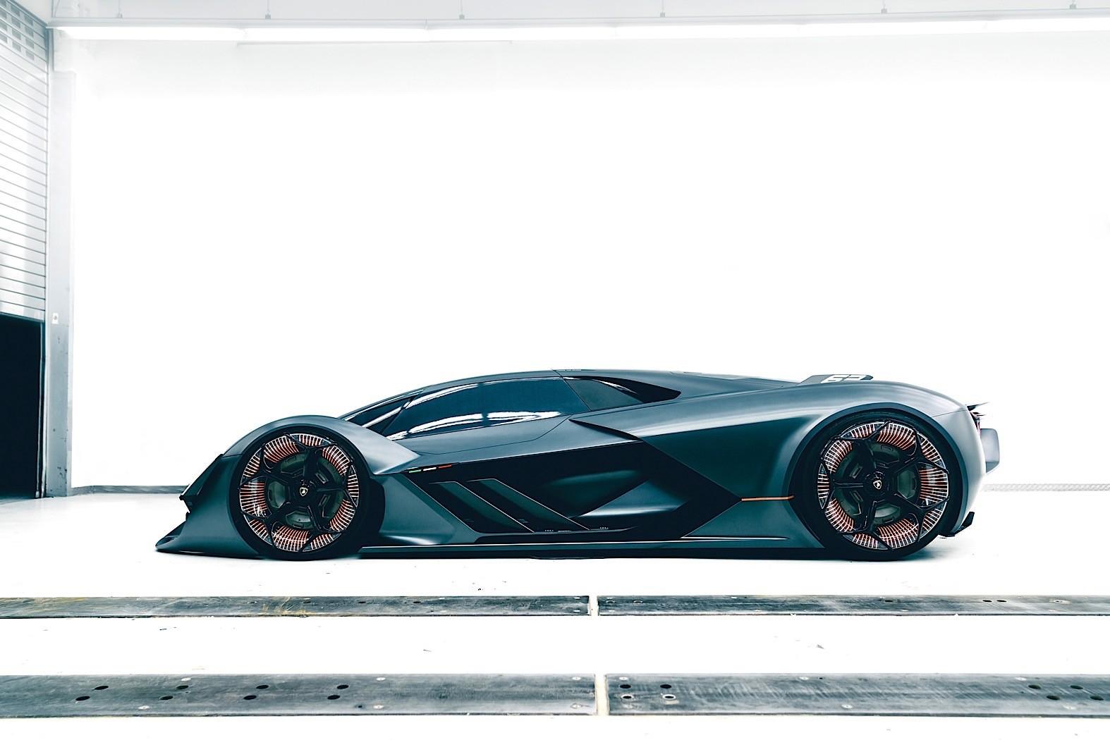 Lamborghini Hybrid Supercar Reportedly Shown To Prospective