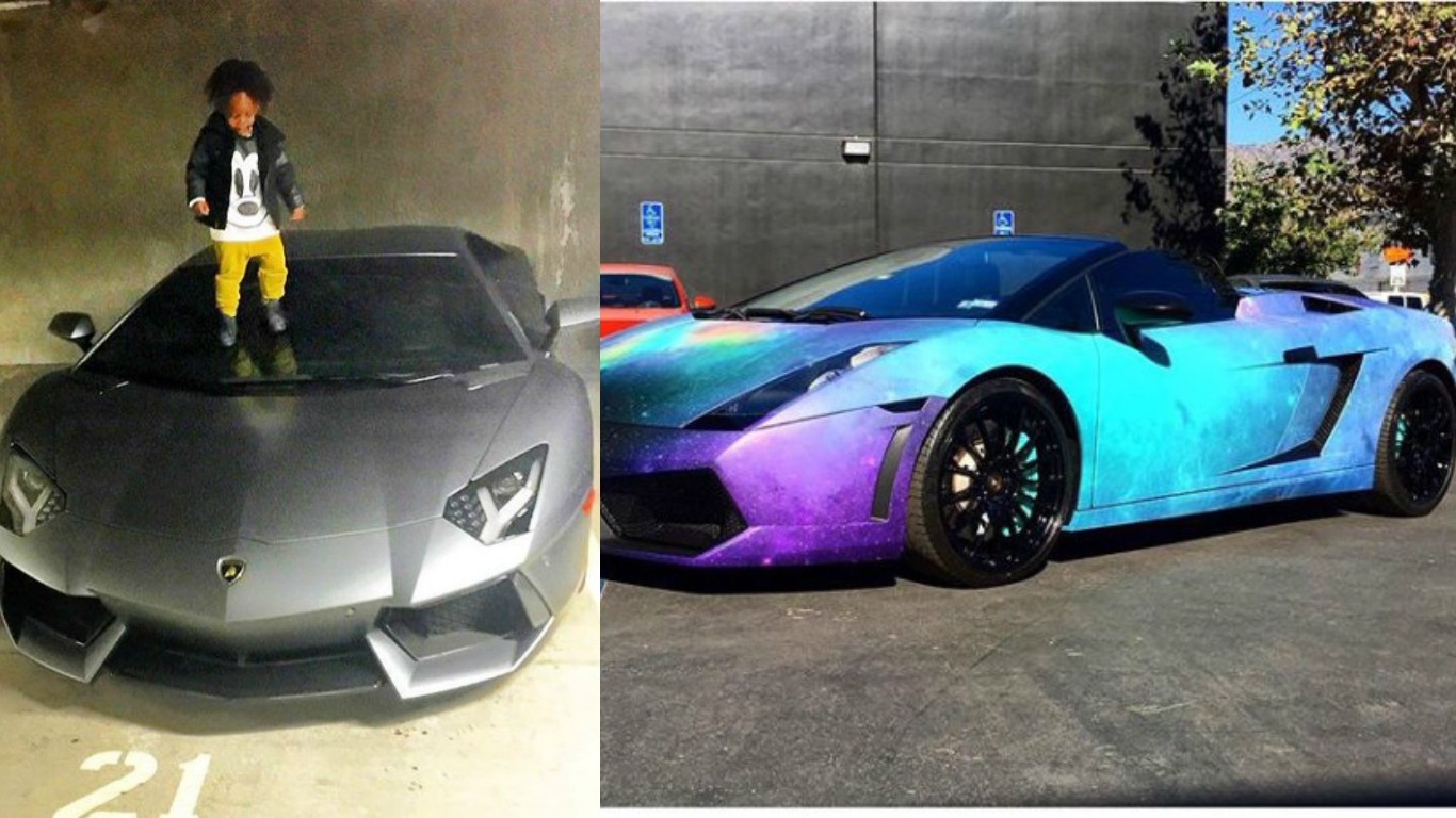 Lamborghinis Are Not That Precious To Younger Generation