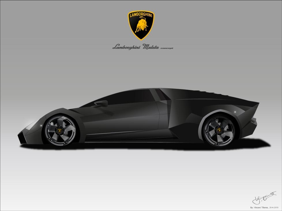 Lamborghini Jota Sketch Makes Us Dream Autoevolution