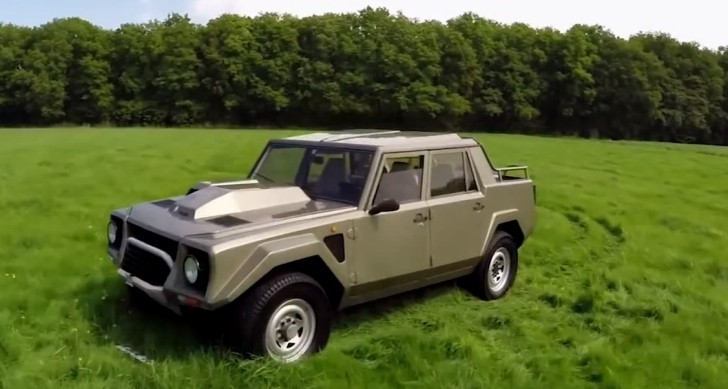 Lamborghini Lm002 Suv In Mint Condition For Sale At