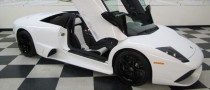Lamborghini Murcielago LP640 Roadster VERSACE Edition Up for Sale