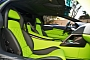 Lamborghini Murcielago LP640 With Acid Green Interior for Sale