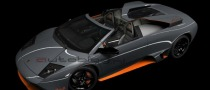 Lamborghini Murcielago LP650-4 Roadster Detailed