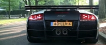 Lamborghini Murcielago LP670-4 SV Extreme Sound [Video]
