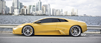 Lamborghini Murcielago Receives ADV.1 Wheels