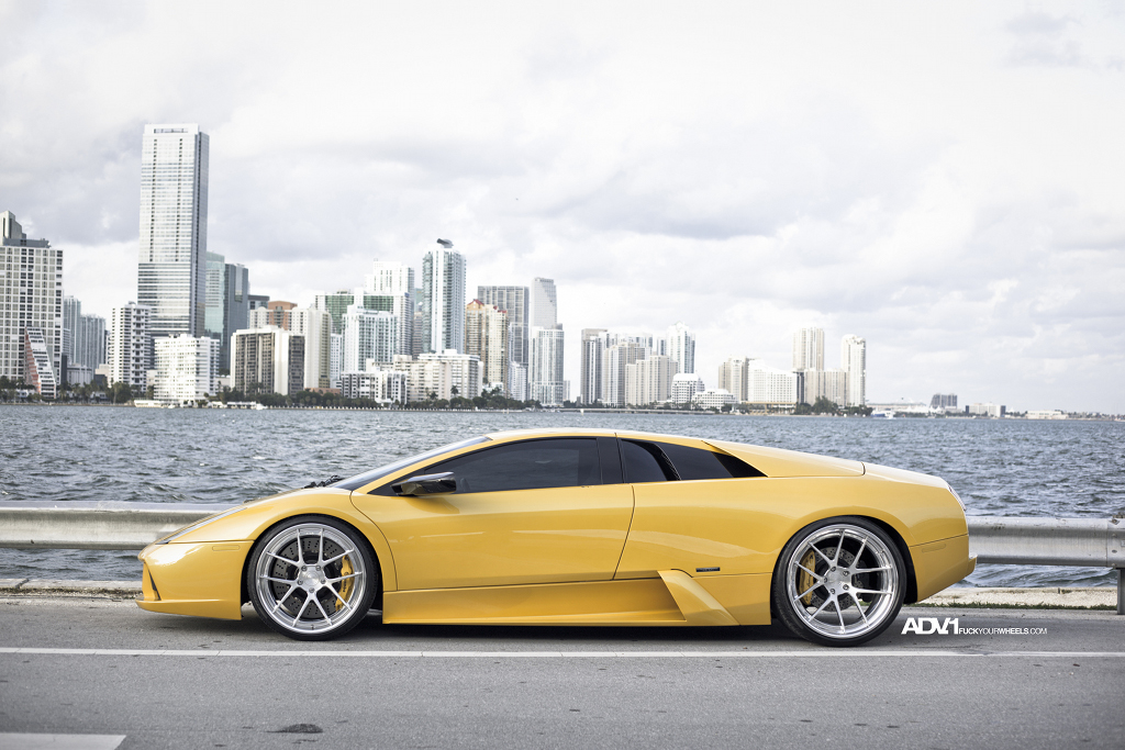 Lamborghini Murcielago Receives Adv 1 Wheels Autoevolution