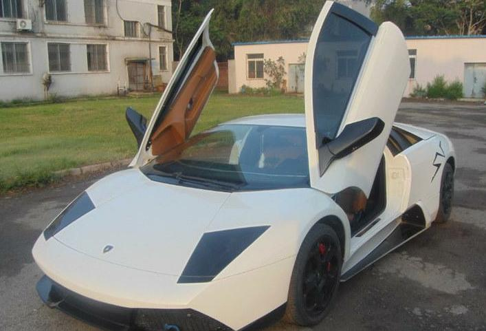Lamborghini Murcielago Replica From China Autoevolution