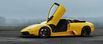 Lamborghini Murcielago Rides on ADV.1 Wheels [Photo Gallery]