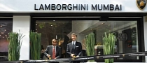 Lamborghini Opens Dealership in Mumbai