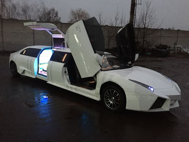 Mitsubishi Eclipse Cost >> Lamborghini Reventon Limo Is Based on Mitsubishi Eclipse, Causes Loathing - autoevolution