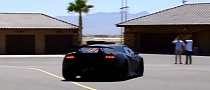 Lamborghini Sesto Elemento Hits the Track [Video]