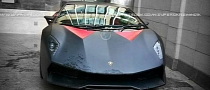 Lamborghini Sesto Elemento Replica Looks Almost Real