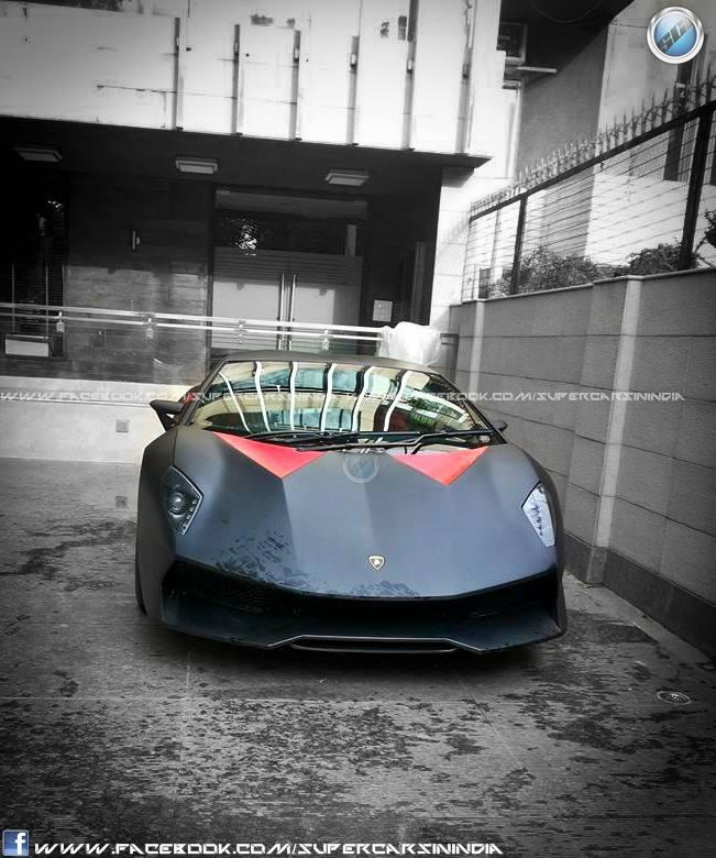 Cheap Used Lamborghini Gallardo For Sale: Lamborghini Sesto Elemento Replica Looks Almost Real