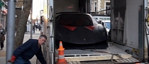 Lamborghini Sesto Elemento Spotted in London [Video]