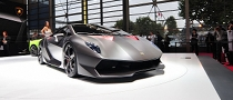 Lamborghini Sixth Element Headed for Production