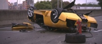 Lamborghini - Spyker Crash Ends in Tragedy