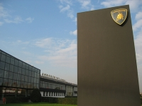 Lamborghini idles plant for two weeks
