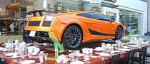 Lamborghini: Meaning of Superleggera