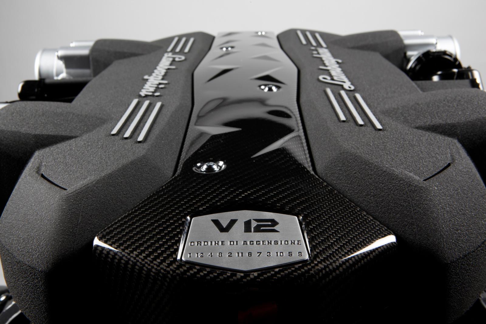 Lamborghini Unveils New 700 Hp 12 Cylinder Powerplant Isr