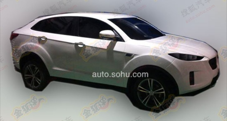 Lamborghini Urus Already in Production in China