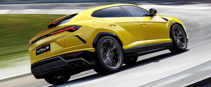 Lamborghini Urus Confirmed To Tackle The 2018 Goodwood