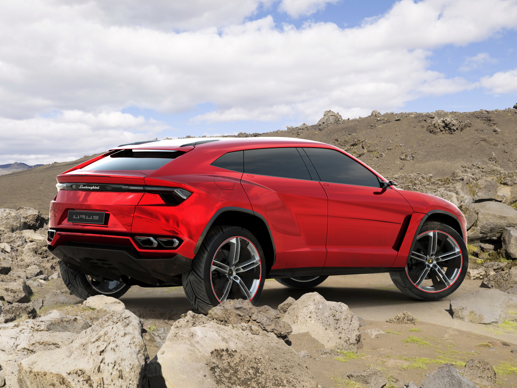 Lamborghini Urus Confirmed To Use 4 Liter Twin Turbo V8 On Sale In