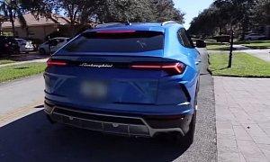 Lamborghini Urus Does 2 9s 0 60 Mph Out For Tesla Model X P100d
