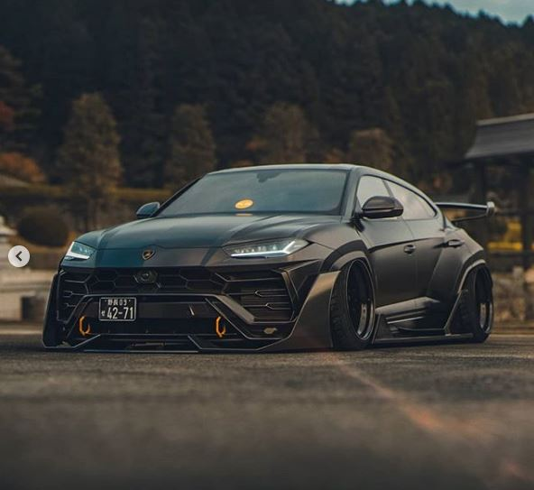 Lamborghini Urus Rendered As Street Legal Racecar Looks Brutal