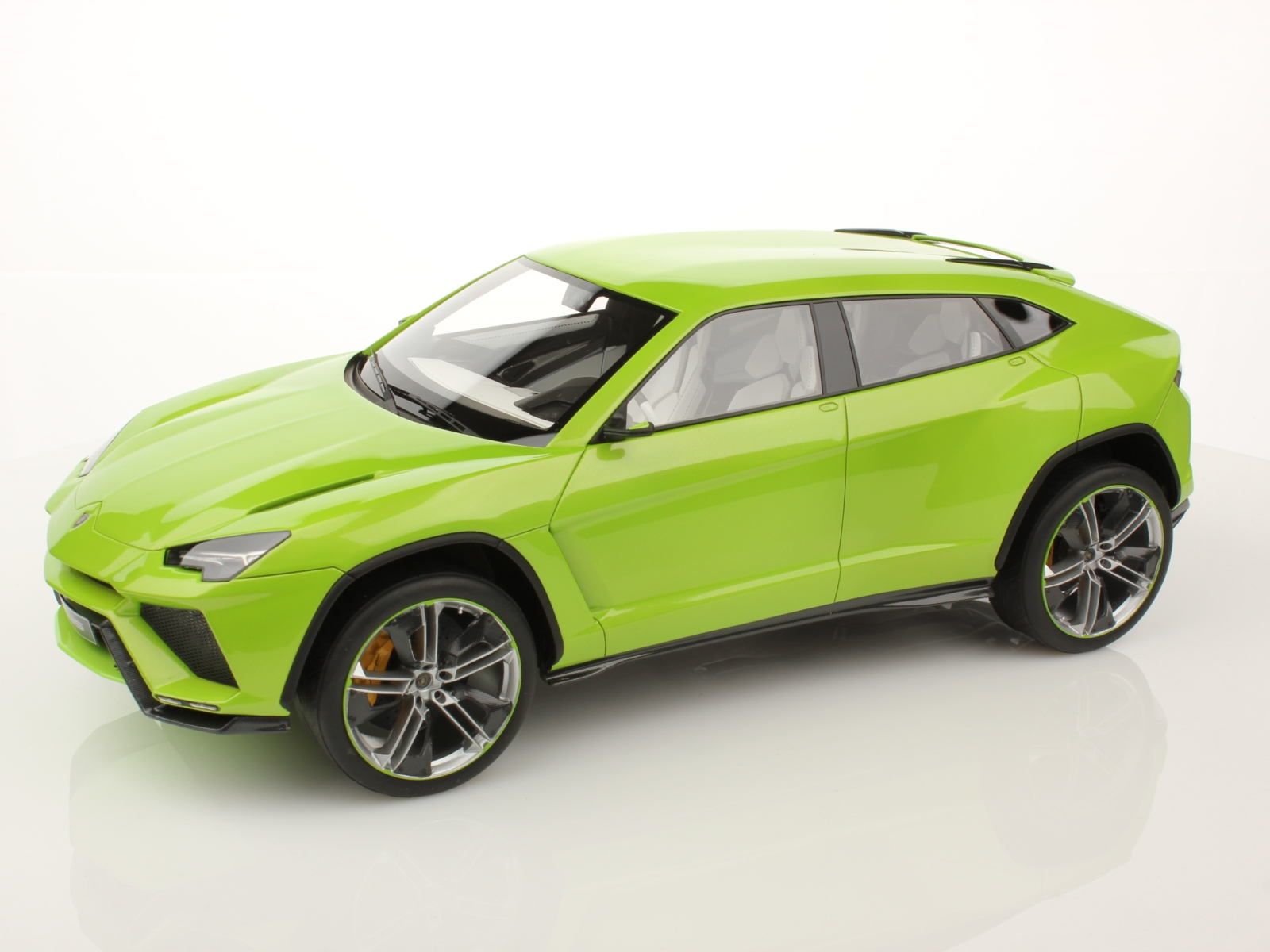 Lamborghini may have given the production green light to the Urus. but ...