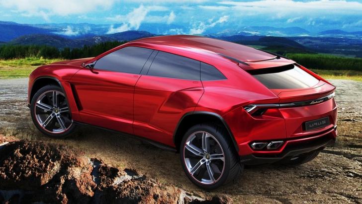 lamborghini urus suv still on for 2017 debut autoevolution