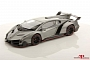 Lamborghini Veneno 1:18 Scale Model Is Here [Photo Gallery]