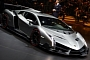 Lamborghini Veneno Named World's Ugliest Car