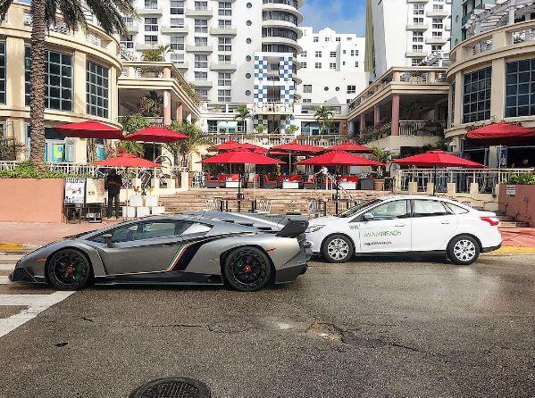 Lamborghini Veneno Owner Kris Singh Denies Recall Says It Only