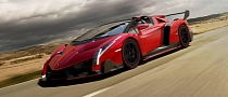 Lamborghini Veneno Roadster Potentially Leaked