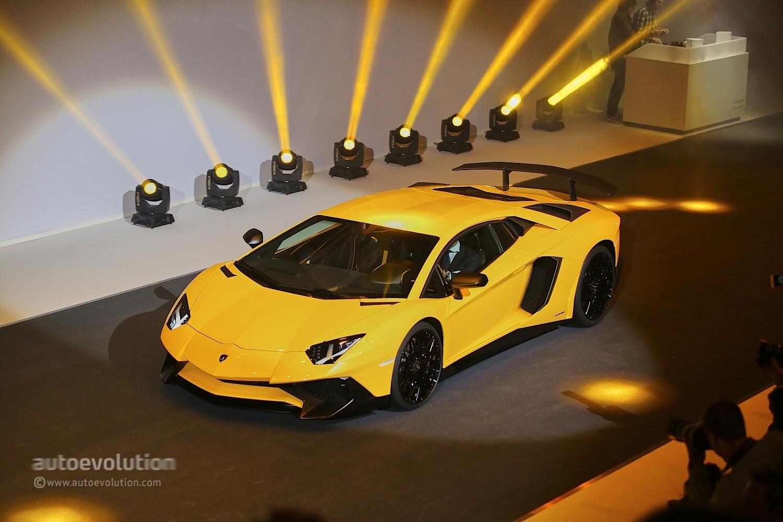 Lamborghini Will Build Only 600 Aventador SuperVeloce Models Worldwide
