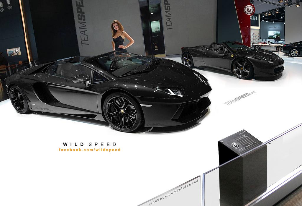 Lamborghini S Future Has An Open Top Look To It Autoevolution