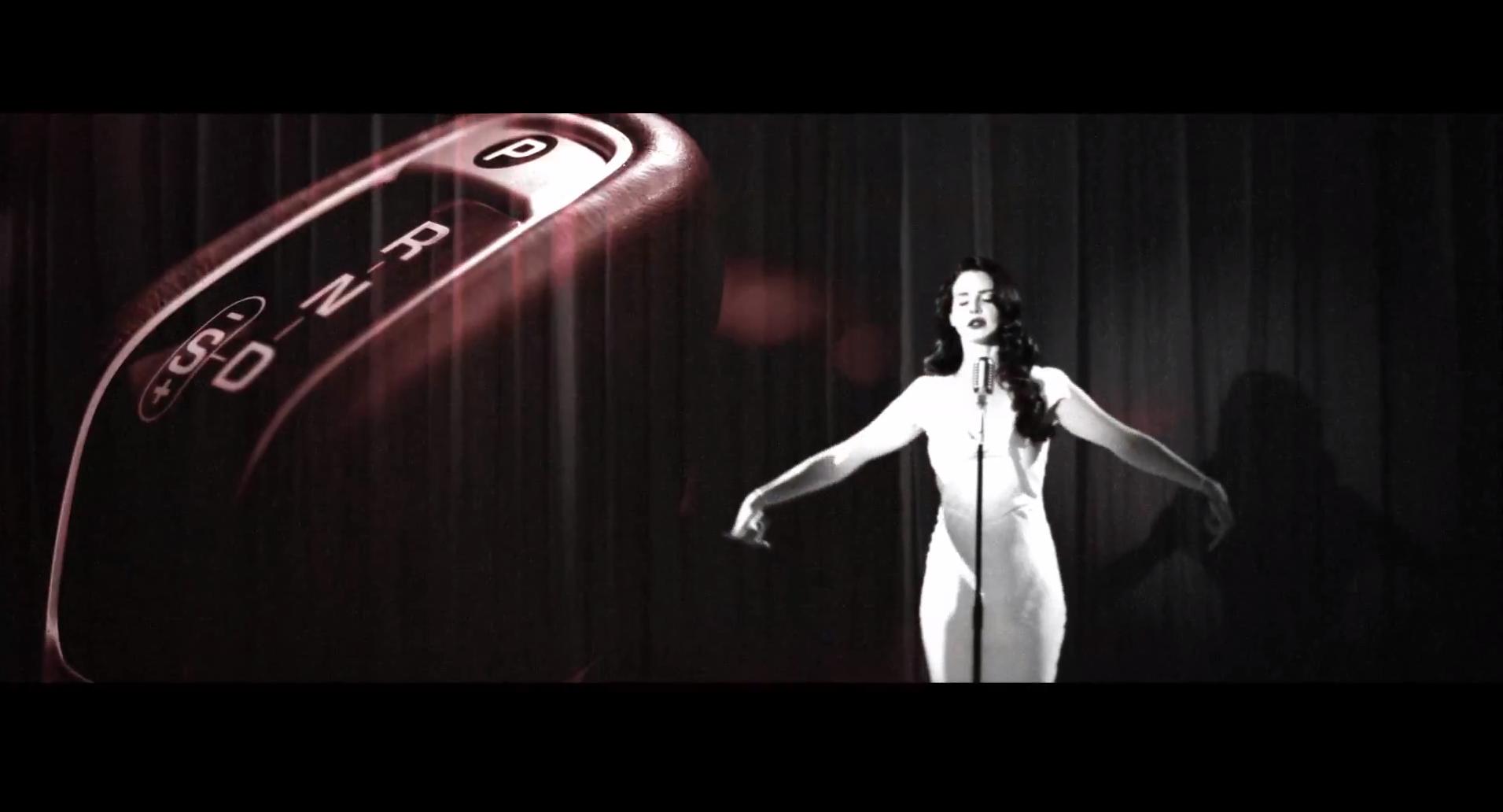 Lana Del Rey S Burning Desire Video Features F Type Jag