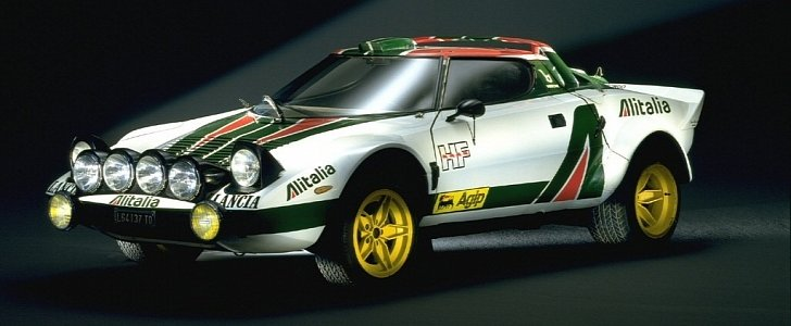 lancia stratos the first ever purpose built rally car autoevolution. Black Bedroom Furniture Sets. Home Design Ideas