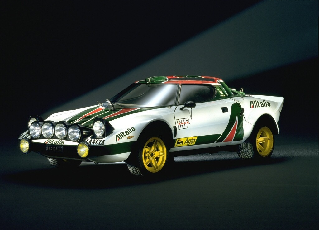 Lancia Stratos - The First Ever Purpose-Built Rally Car - autoevolution