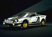 The original Stratos HF rally version.