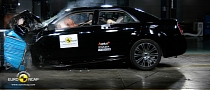 Lancia Thema (Chrysler 300) Gets Maximum Euro NCAP Rating