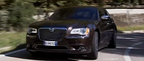 Lancia Thema Driving Footage Released [Video]