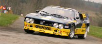 Lancia Will Take Center-Stage at the 2011 Race Retro