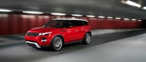 Land Rover Announces Five-Door Evoque in Paris