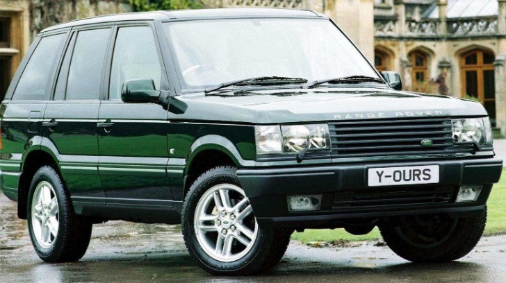 land rover built a v12 range rover autoevolution. Black Bedroom Furniture Sets. Home Design Ideas