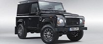 Land Rover Celebrates With Special Edition Defender LXV [Photo Gallery]