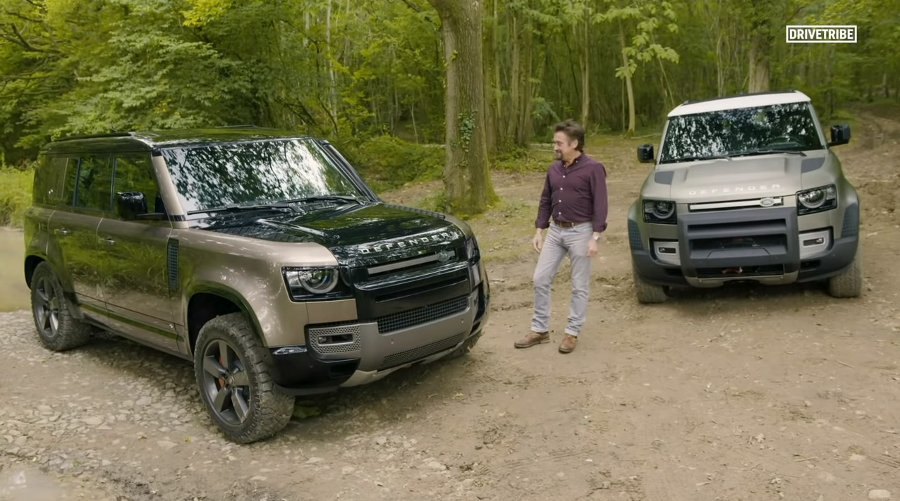 Land Rover stresses off-road credentials of all-new Defender